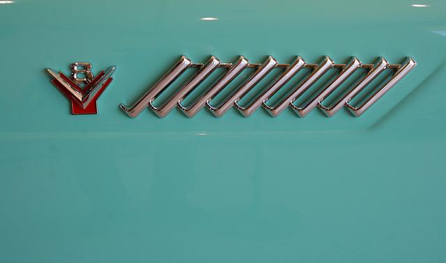 Nethercutt Collection - 1955 Ford Thunderbird (9090)