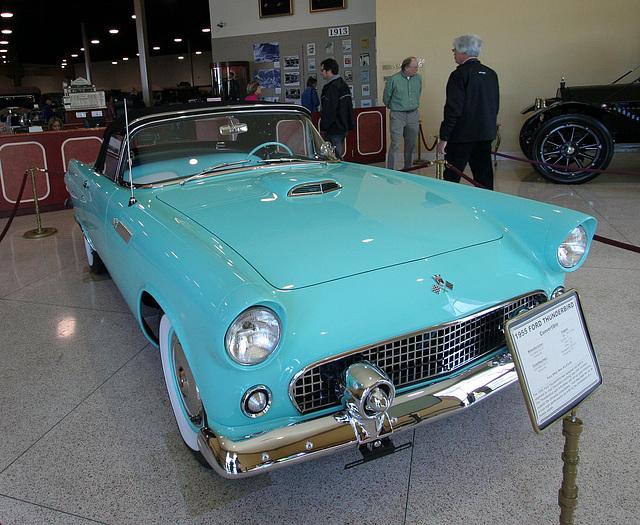 Nethercutt Collection - 1955 Thunderbird (9059)