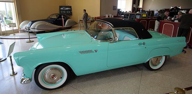 Nethercutt Collection - 1955 Thunderbird (9061)