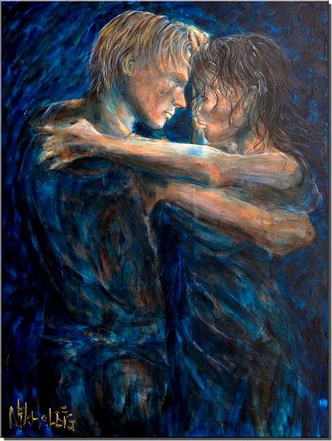 Tango lovers by Nik Helbig  17 janvier 2013