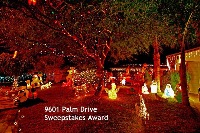 9601 Palm Drive