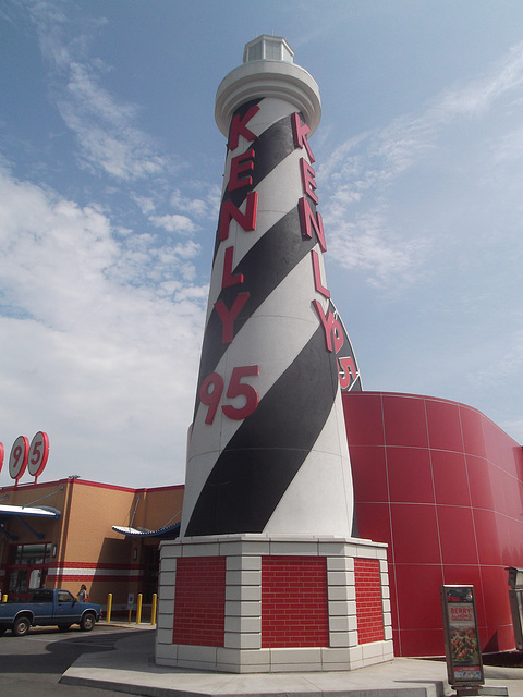 Lighthouse shopping time at Kenly 95 - July 22th 2012.