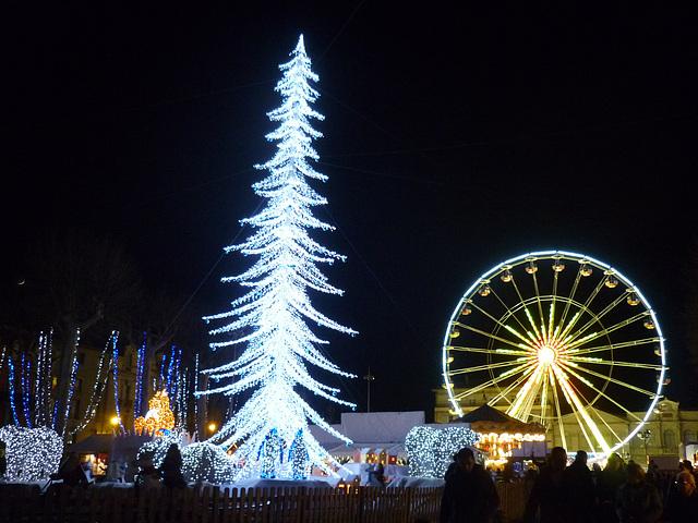 Lumières Carcassonne