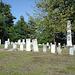 Cimetière du Vermont / Vermont cemetery - 24 mai 2009.