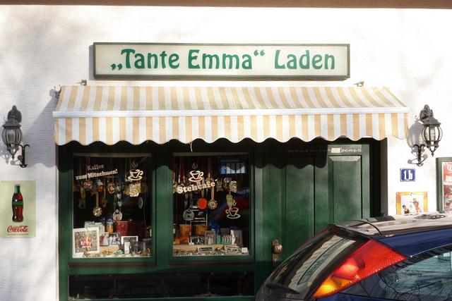 """""""Tante Emma"""" Laden"""