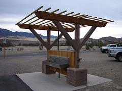 Furnace Creek Campground - New Water Station (4208)