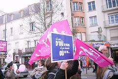 Rennes - Manif pour tous