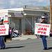 DHS Holiday Parade 2012 - Mayor Parks & Councilmember Pye (7768)