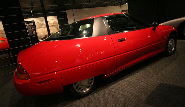1996 General Motors EV1 - Petersen Automotive Museum (8170)