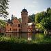 Schloss Mespelbrunn - das Märchenschloss im Spessart -  A Fairytale Castle in the Spessart/Germany