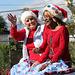 DHS Holiday Parade 2012 - Mayor Parks & Councilmember Pye (7787)