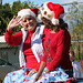 DHS Holiday Parade 2012 - Mayor Parks & Councilmember Pye (7789)