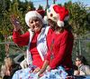 DHS Holiday Parade 2012 - Mayor Parks & Councilmember Pye (7791)