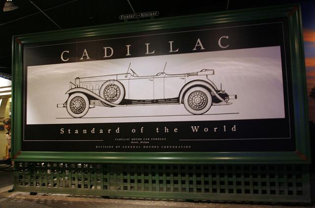 Cadillac Billboard - Petersen Automotive Museum (7977)