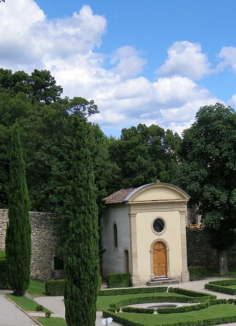 Petite chapelle extérieure