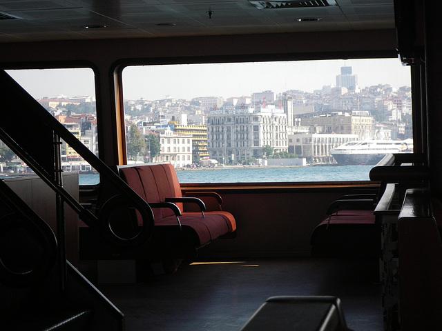 Ferry pour Kadiköy.