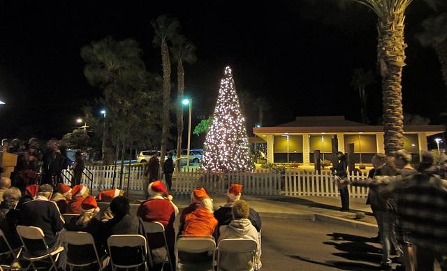 DHS Christmas Tree Lighting (1382)
