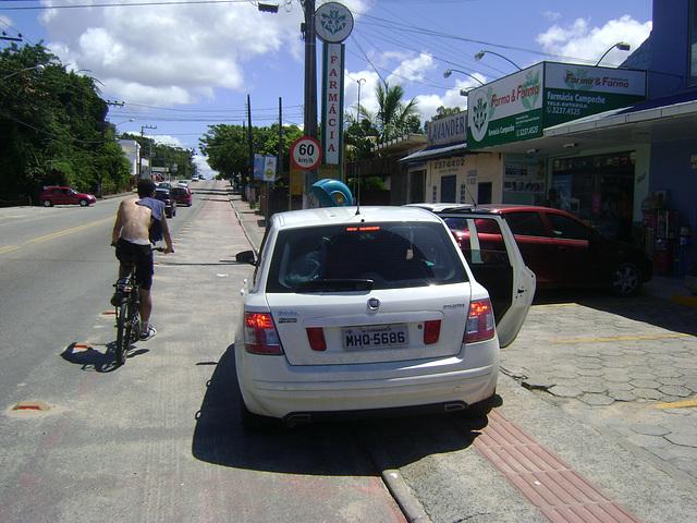 DSC05941 - Ciclofaixa do Campeche
