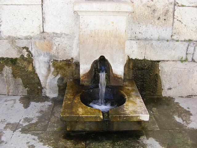 Fontaine à l'Agora Izmir