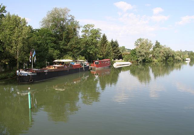 L'Yonne à Misy-sur-Yonne