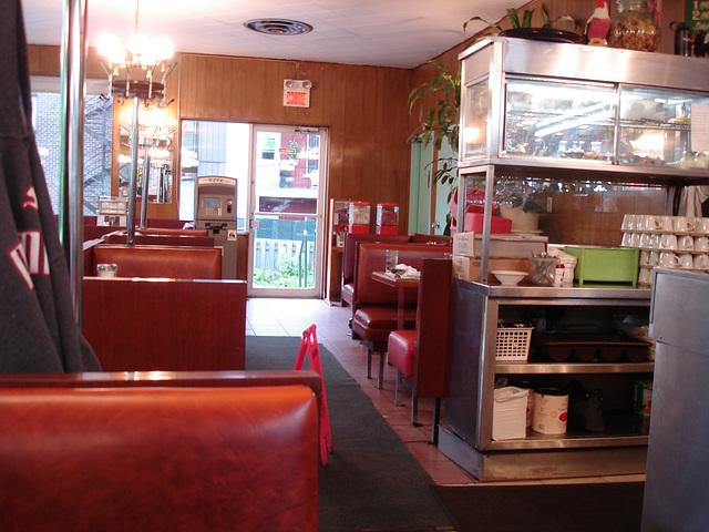 Greenspot restaurant - 4 juillet 2009.