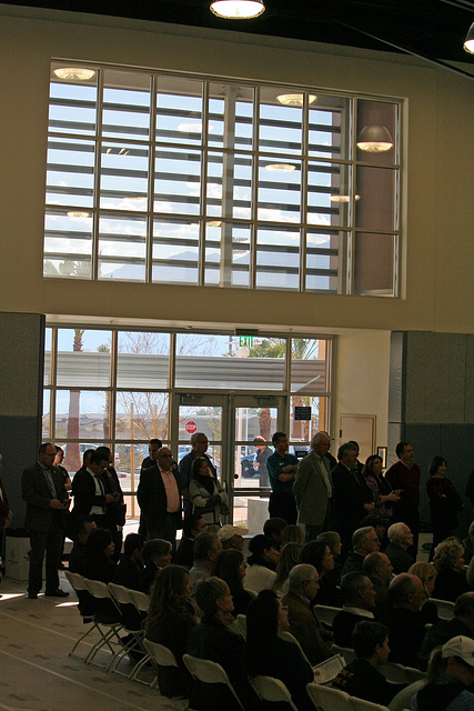 Health & Wellness Center Grand Opening Ceremony (8683)