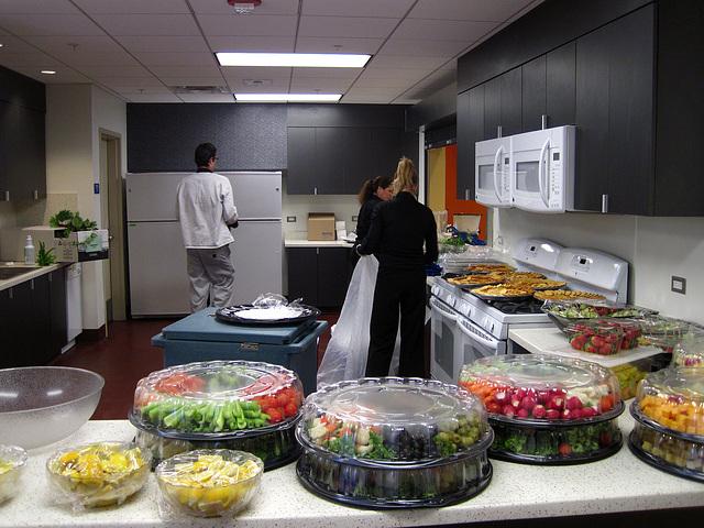 Health & Wellness Center Kitchen (4052)