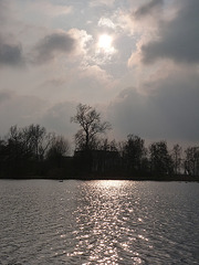 Sonne/Wolken
