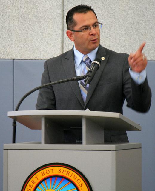 Assemblyman Perez (8662)