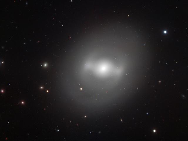 NGC 936 (Darth Vader's Galaxy)