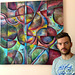"Sergey Sokolov & my art ""Inscrutable"""