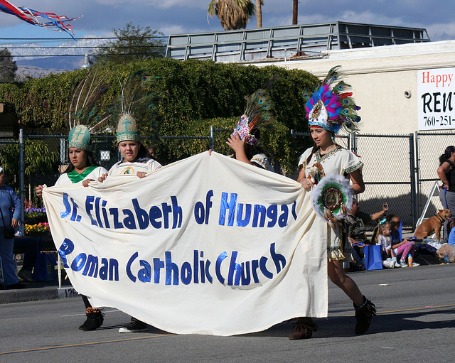 DHS Holiday Parade 2012 - St Elizabeth of Hungary Roman Catholic Church (7844)