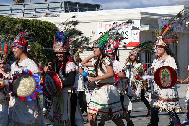 DHS Holiday Parade 2012 - St Elizabeth of Hungary Roman Catholic Church (7854)