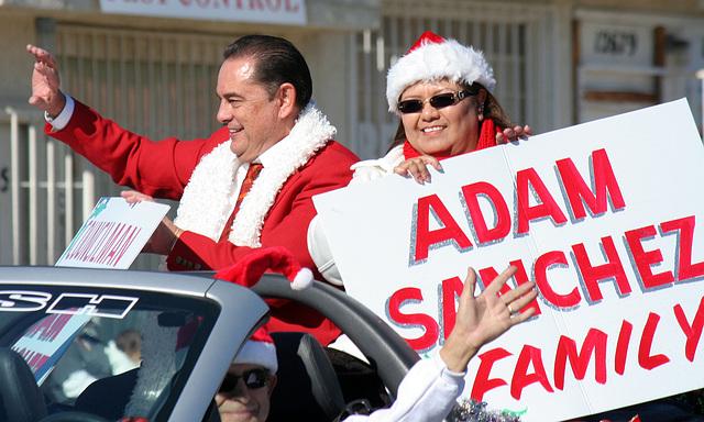 DHS Holiday Parade 2012 - Councilmember Sanchez (7795)