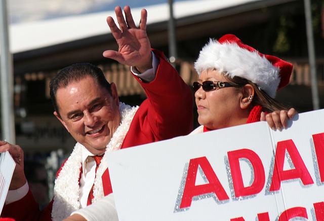 DHS Holiday Parade 2012 - Councilmember Sanchez (7796)