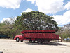 Cuban truck nap / Camion cubain en sieste / Siesta a la cubana !