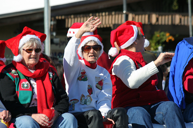 DHS Holiday Parade 2012 (7810)