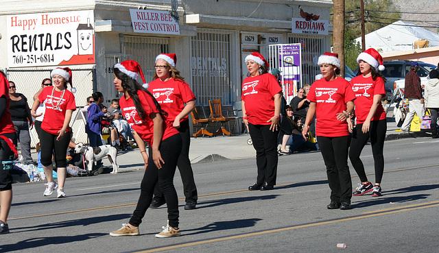DHS Holiday Parade 2012 (7829)