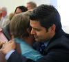 Congressman Ruiz & Judy Shea (8599)