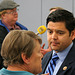 Congressman Ruiz & Judy Shea (8604)