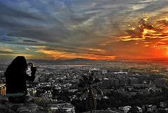 Contemplando Granada