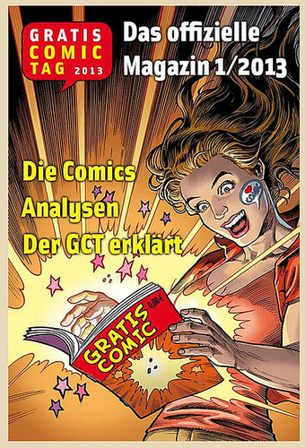 Gratis Comic Tag 2013 am 11. Mai