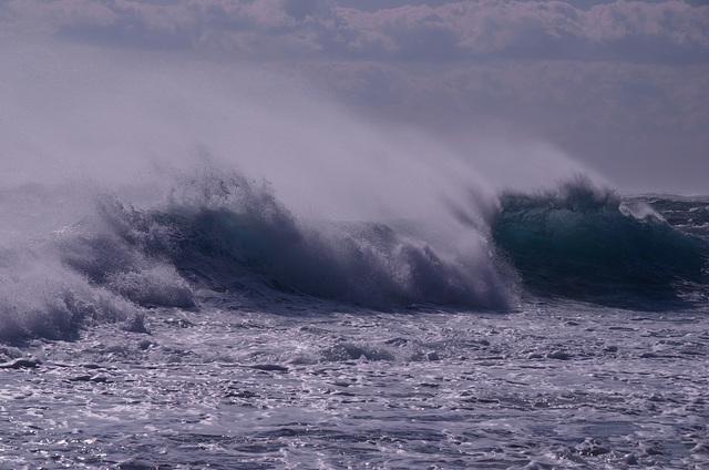 La vague.