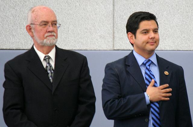 Pastor Montgomery & Congressman Ruiz (8634)