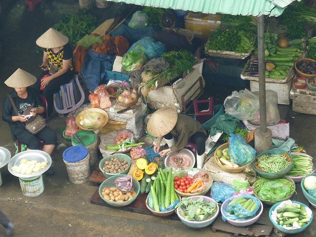 Halong Market