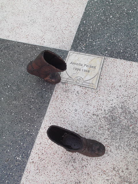 Amelia Peláez 1896- 1968 / Amelia's magical boots