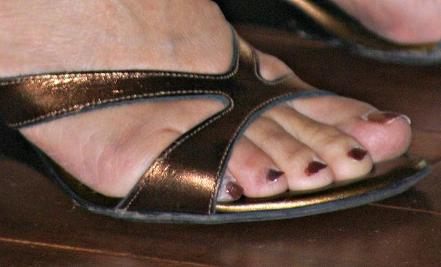cute toes in callisto heels, sz 5