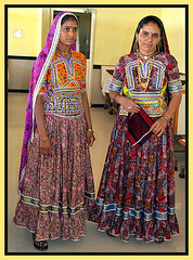 Tribal costumes