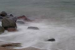 Die Steine und das Meer