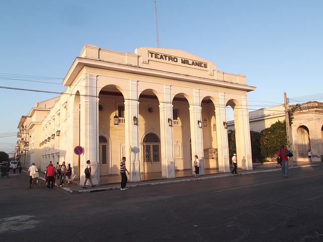 Teatro Milanes - 23 avril 2012.